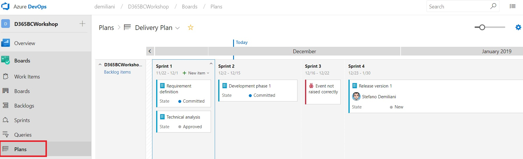 Using Azure Devops For Managing Your Dynamics 365 Business Central Projects Stefano Demiliani
