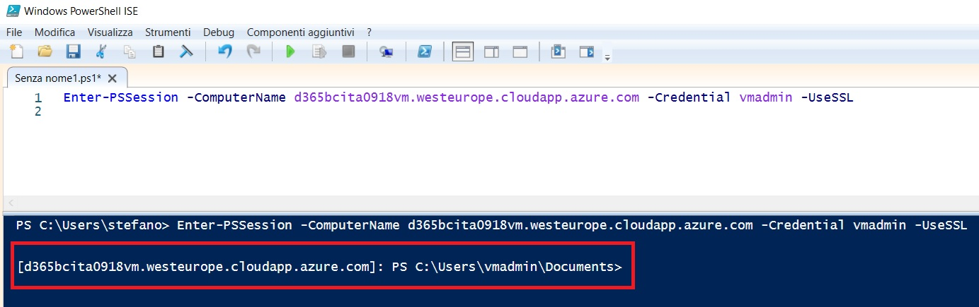 Enabling Remote Powershell connections to a Dynamics 365